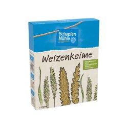 Weizenkeime, 250 g Tray mit 11 Einzelpackungen