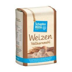 Weizenvollkornmehl, 1 kg