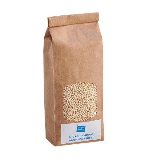 Bio Quinoapops natur ungesüßt, 125 g